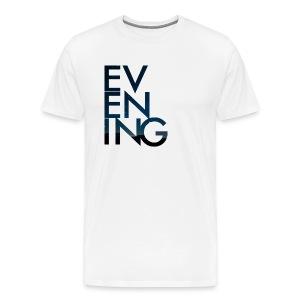 Evening Album Cover - Men's Premium T-Shirt