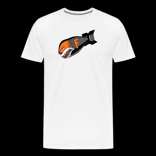 F Bomb - Men's Premium T-Shirt