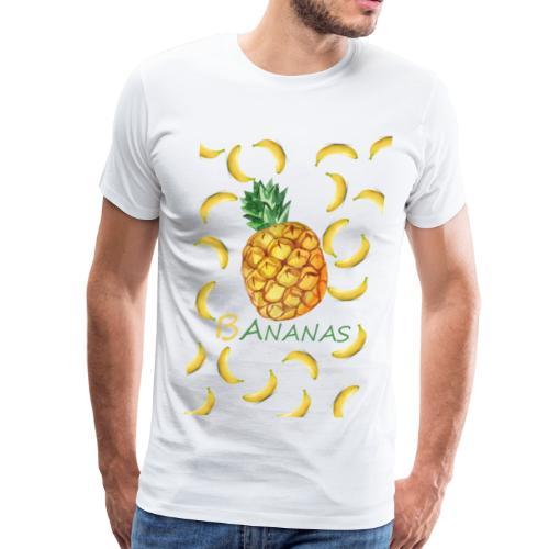 Bananas - Men's Premium T-Shirt