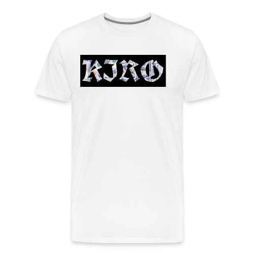 Black KIRO Bills - Men's Premium T-Shirt