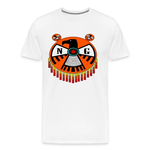 Third eye. - Men's Premium T-Shirt