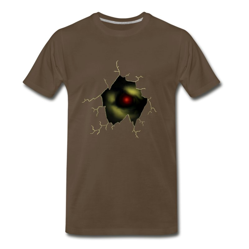 Broken Egg Dragon Eye - Men's Premium T-Shirt