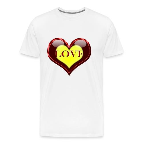 My Love - Men's Premium T-Shirt