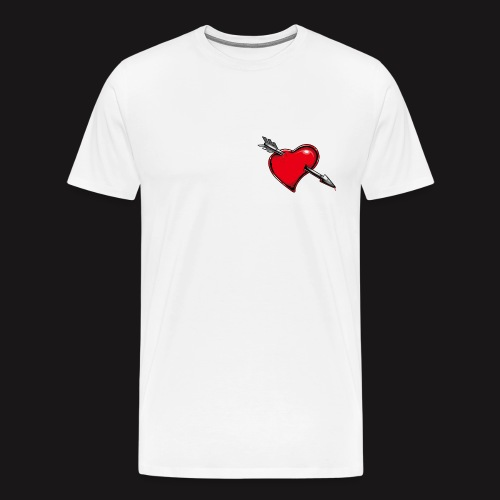 pierced - Men's Premium T-Shirt