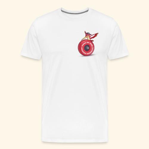 PNG Transparent Background - Men's Premium T-Shirt