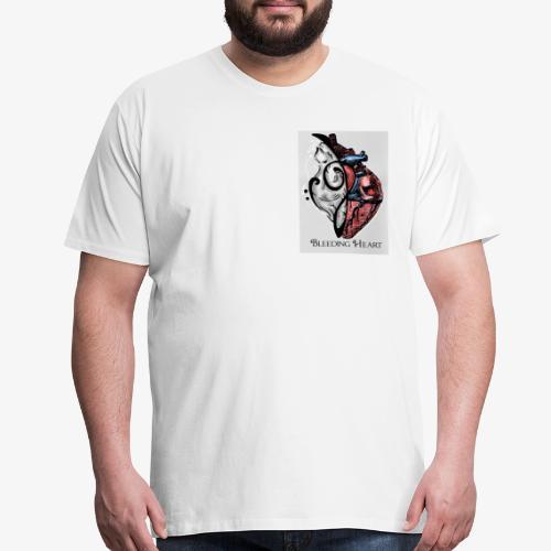 Bleeding Heart - Dakota Kenney Cover Album - Men's Premium T-Shirt