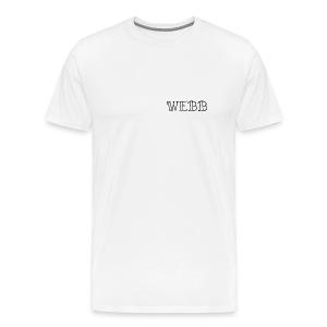 Logomakr 1t8fvP - Men's Premium T-Shirt