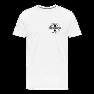 Hobie Vector Logo - Men's Premium T-Shirt