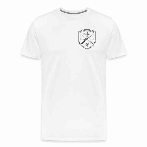 The Two Outdoorsmen Logo Tee - Men's Premium T-Shirt