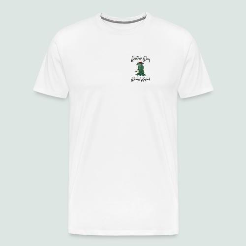 Frogtupus (black lettering) - Men's Premium T-Shirt