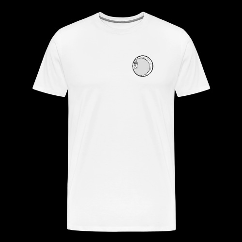 Scared Yet Clothing. Other side - Men's Premium T-Shirt