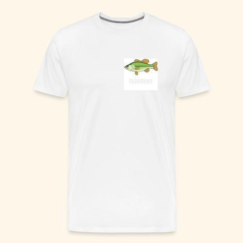 fishkinger t-shirt - Men's Premium T-Shirt
