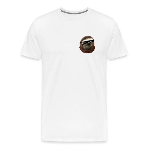 FuZE Sloth logo - Men's Premium T-Shirt