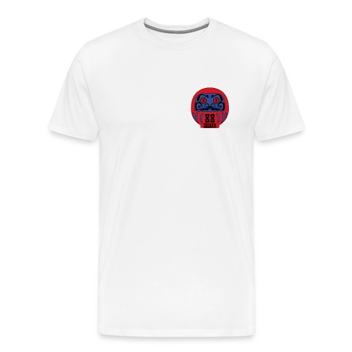 SOGKOM DARUMA HEAD - Men's Premium T-Shirt