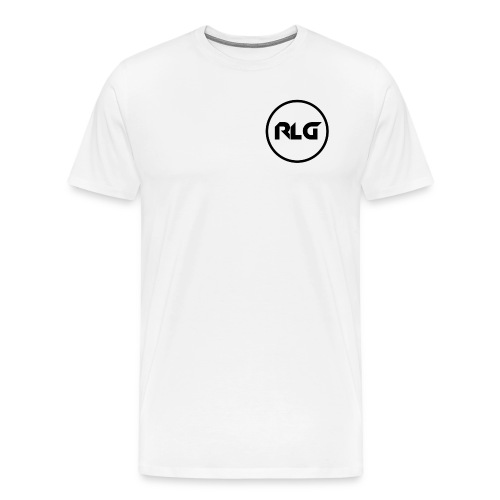 RLG (Black) - Men's Premium T-Shirt