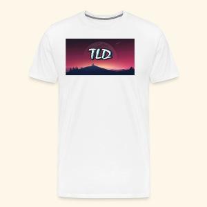 TLD MOON - Men's Premium T-Shirt