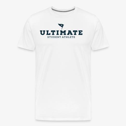 Student Athlete - Men's Premium T-Shirt