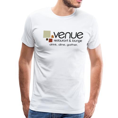 VenueLogo - Men's Premium T-Shirt