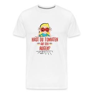 German Expression - Men's Premium T-Shirt