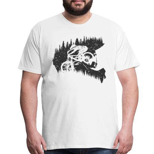 Fullface - Men's Premium T-Shirt