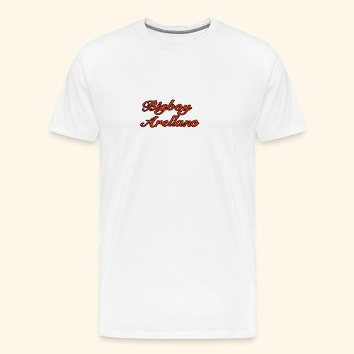 Bigboy Arellano - Men's Premium T-Shirt