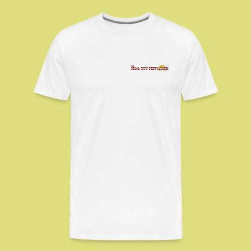 Hog Sty Podcast Network - Men's Premium T-Shirt