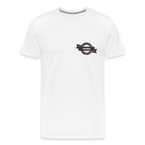 10191653 designstyle grunge o - Men's Premium T-Shirt