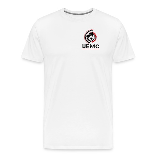 UEMC Logo Black - Men's Premium T-Shirt