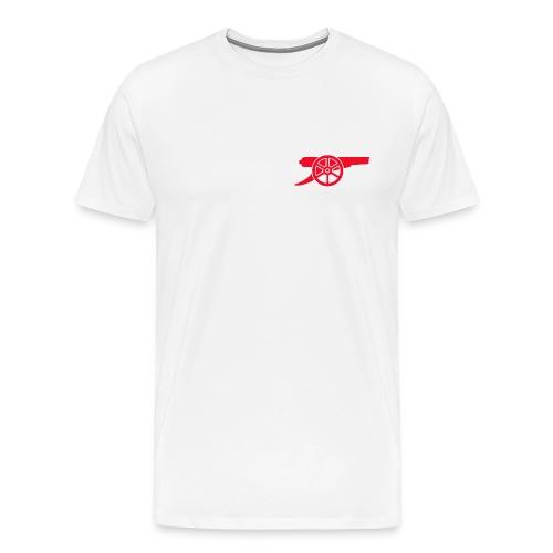 Arsenal Cannon - Men's Premium T-Shirt