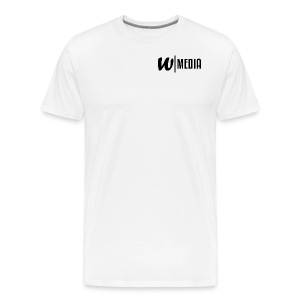 Logo 2 Black - Men's Premium T-Shirt