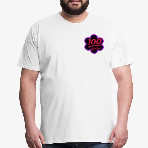 cv100 clipped rev 1 - Men's Premium T-Shirt