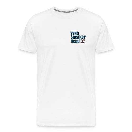 OG YvngSneakerHead brand - Men's Premium T-Shirt