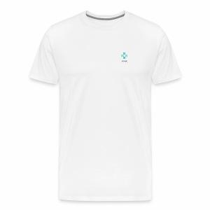 Healed by the Cross Psalm 103:1-3 - Men's Premium T-Shirt