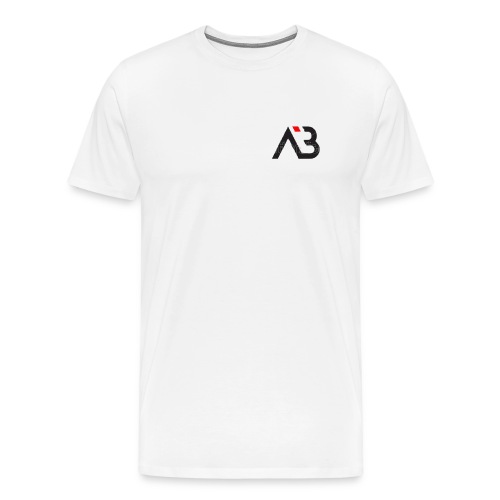 AB firsty merch - Men's Premium T-Shirt