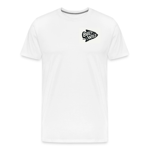 BUILT FOR THE WILD Tees - Men's Premium T-Shirt