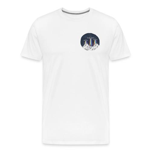 Rainbow Aliens - Men's Premium T-Shirt