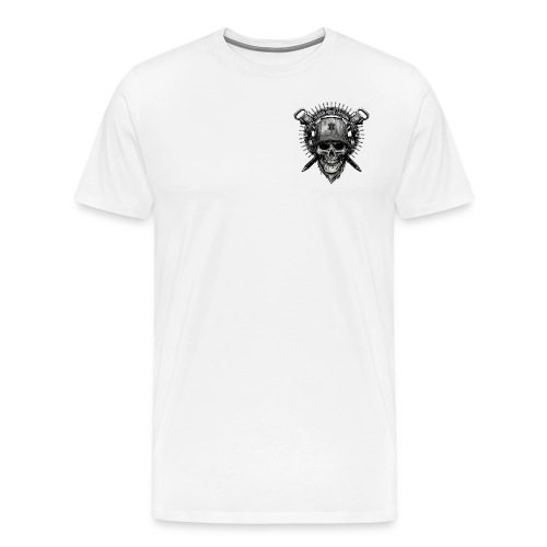 The Skill - Men's Premium T-Shirt