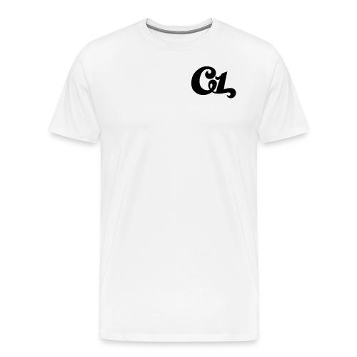 c1 officials - Men's Premium T-Shirt