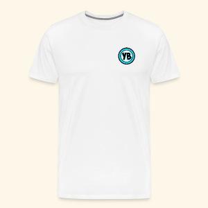 YB LOGO - Men's Premium T-Shirt