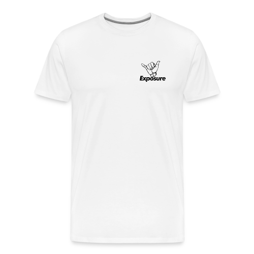 Official Exposure Tee - Men's Premium T-Shirt