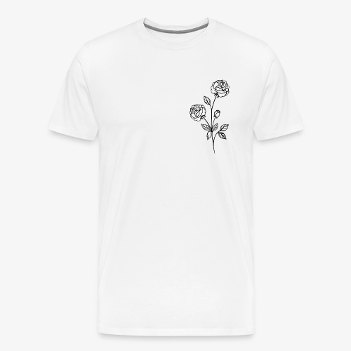 Rose | X - Men's Premium T-Shirt