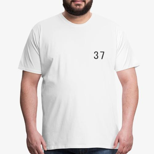 THIRTYSEVEN - THE THIRD AND THE SEVENTH #37 - Men's Premium T-Shirt