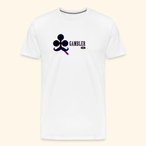 Gambler - Men's Premium T-Shirt
