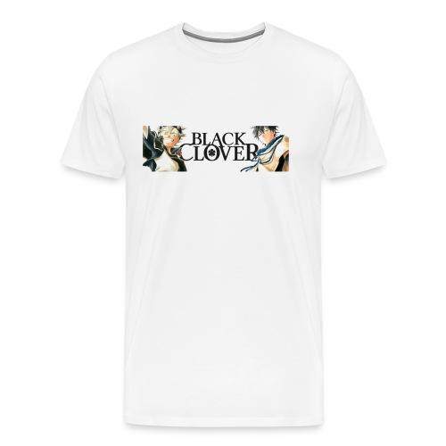 T-shirts Black Clover - Men's Premium T-Shirt