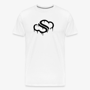 Dripping Cloud - Men's Premium T-Shirt