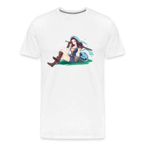 Squid Hero - Men's Premium T-Shirt