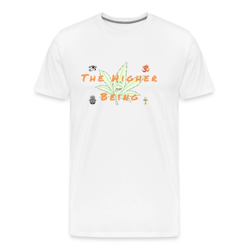 The Higher Being - Men's Premium T-Shirt