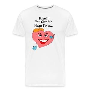 Heart Fever - Men's Premium T-Shirt