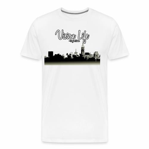 Vision Life V.2 - Men's Premium T-Shirt