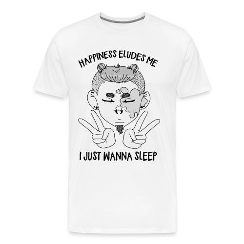 Happiness? - Men's Premium T-Shirt
